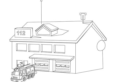 coloring page of a house on fire coloring page of house on fire murderthestout