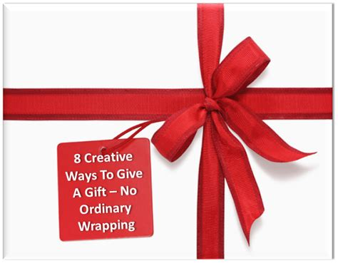 creative ways to wrap a gift card 8 creative ways to give a gift no ordinary wrapping