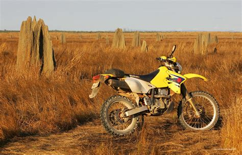 Motorradfahren Australien motorrad fahren in australiens dschungel