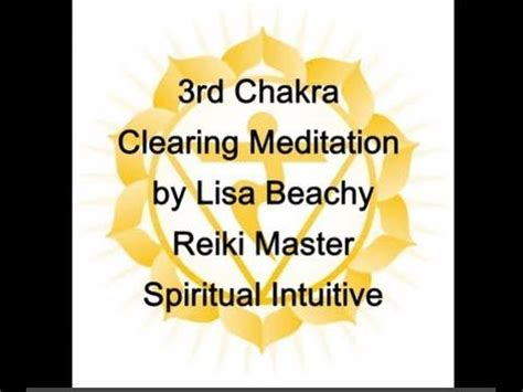 splenic chakra clearing the 2nd chakra the splenic chakra guided