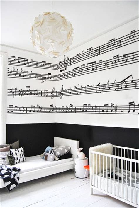 music note home decor music notes wall stickers i absolutely love this not