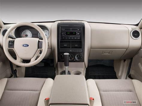 2009 Ford Explorer Interior by 2009 Ford Explorer Sport Trac Interior U S News World Report