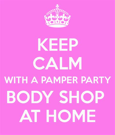 keep calm with a per shop at home poster