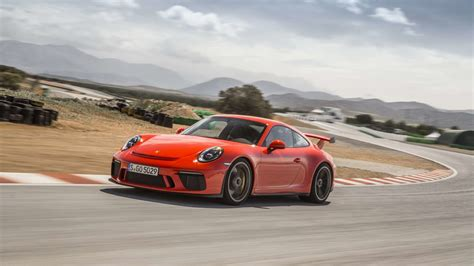 porsche drive 2018 porsche 911 gt3 drive the ultimate version of