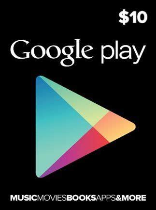 google play gift card north america 10 usd g2a.com