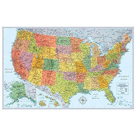 Pdf Rand Mcnally Signature United States by Rand Mcnally Signature United States Wall Map Laminated