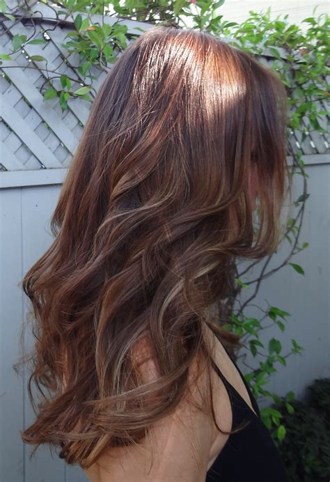 brown color hair hair color for fall darker is better neil george