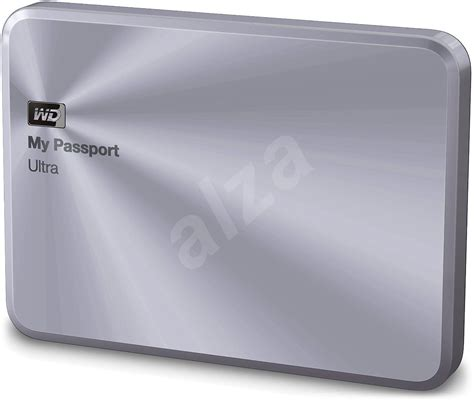 Wd Passport Ultra 1tb 2 5 Quot wd 2 5 quot my passport ultra metal 4tb strieborn 253 extern 253