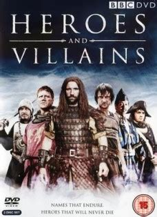 heroes and villains (tv series) wikipedia