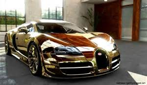 Golden Bugatti Veyron Bugatti Veyron Sport Gold Wallpaper Wallpapers Gallery