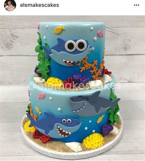 baby shark cake   eat cake shark birthday cakes shark cake baby shark