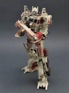 tfws age  extinction optimus prime rusty version toys