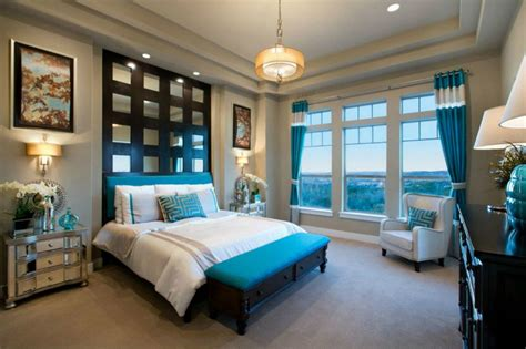 teal bedroom curtains interior design