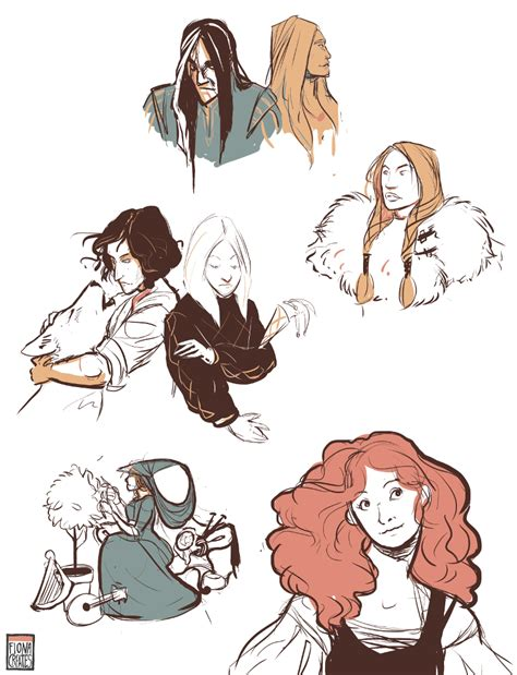 0007444214 fitz and the fool fitz and the fool sketches by fionacreates on deviantart