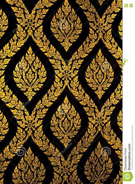 thai design thai art pattern thai royalty free stock photo image