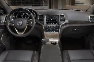 2014 jeep grand interior photo 10