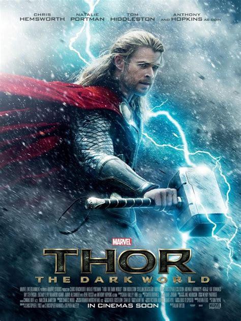 film thor the dark kingdom thor the dark kingdom marvel filme wiki avengers