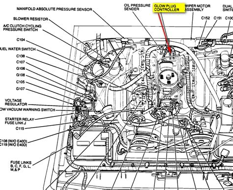 1989 ford f250 wiring diagram 28 images 86 ford ranger