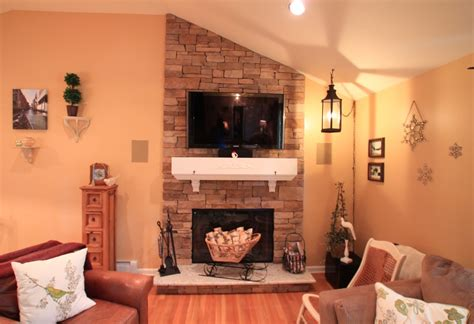 Wood Vs Gas Fireplace by Gas Fireplace Vs Wood Burning Fireplace Design