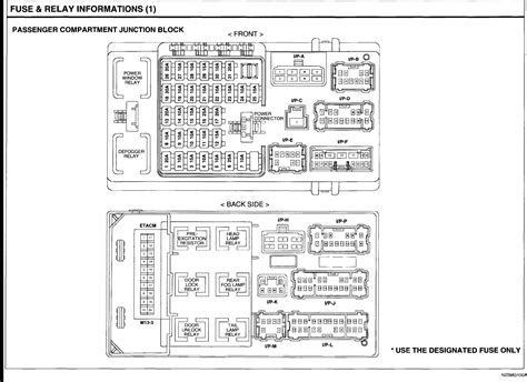 Hyundai Sonata Wiring Diagram Auto Electrical Wiring Diagram