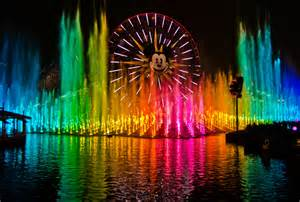 world of color world of color photos disney tourist