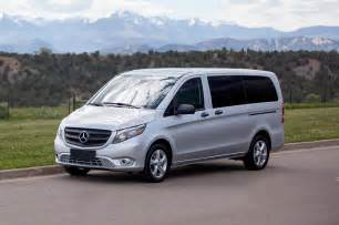 Mercedes Metris 2016 Mercedes Metris Review