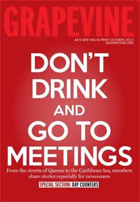Going To Aa Meeting While Detoxing by A A Myths The Myth Of Going To Meetings Why Meeting