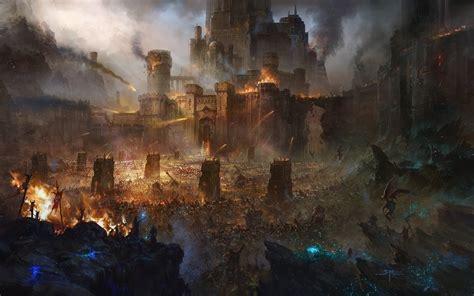night   dead warhammer fantasy siege mini campaign