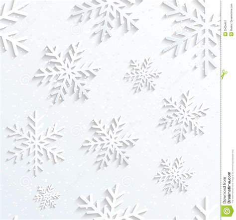 christmas snowflake background stock vector image 35056457