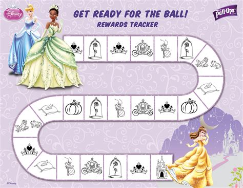 printable reward charts disney new free disney princess potty training chart from pull
