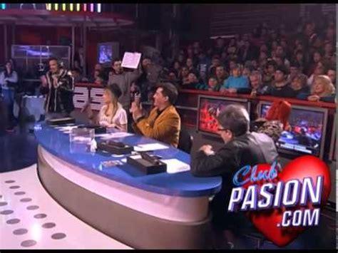 casting de secretaria de pasion el casting de las bailarinas de pasion de sabado 8va se
