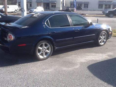 2003 Nissan Maxima Gxe by 2003 Nissan Maxima Gxe 4dr Sedan In Florence Sc Mathes