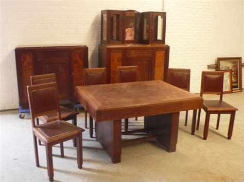 1930 dining table 1930s dining room furniture tyres2c