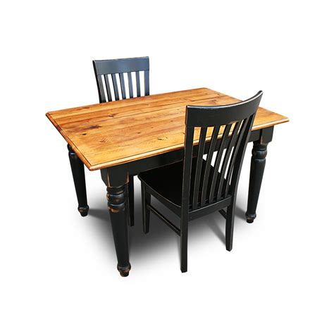 small country kitchen tables small country turned leg table