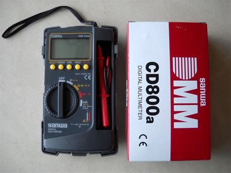 Jual Multimeter Sanwa multimeter sanwa images