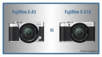 Best Online Home Design the 8 main differences between the fujifilm x a3 and x a10