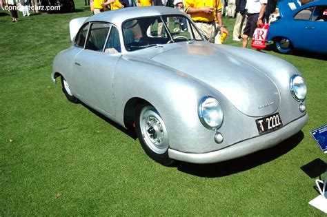 porsche gmund 1949 porsche 356 2 gmund 356sl conceptcarz