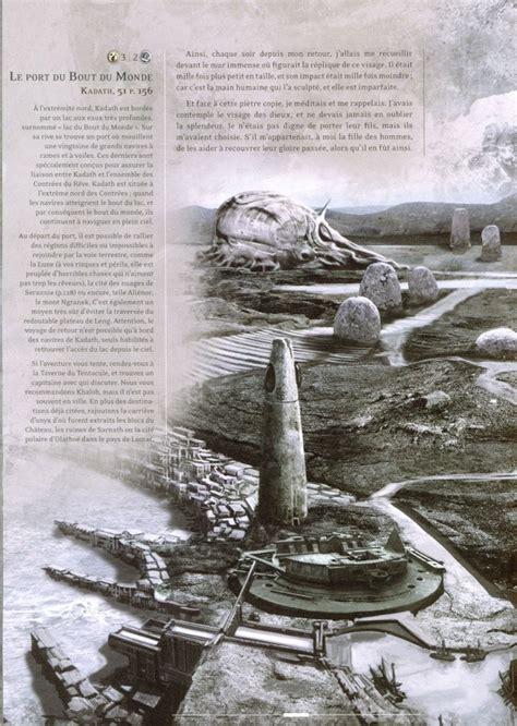 Kadath Le Guide De La Cit 233 Inconnue Collectif D Apr 232 S L