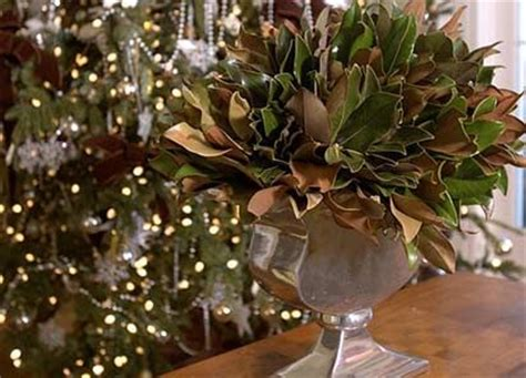decorating with magnolia leaves 17 best images about magnolia leaves on design