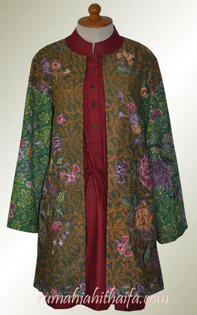Setelan Kebaya Bordir Jumbo blazer batik murah untuk kerja model baju blazer wanita