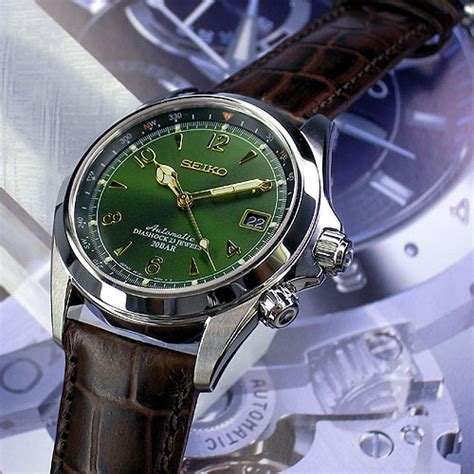 c watch company presented by Chino watch co Ltd   Rakuten Global Market: Seiko Alpinist SARB017