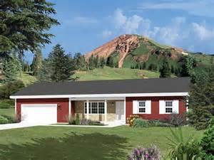 royaloak shallow lot home plan 008d 0124 house plans and