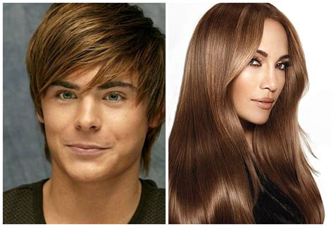hair styles with different shades of brown hair color pictures lookbook hair trends latest hairstyles wella professionals