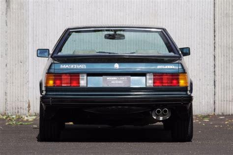 84 maserati biturbo 84 maserati biturbo w 89 zagato fuel injection engine