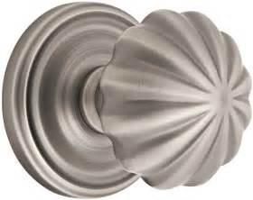 Cabinet Backplates Emtek Melon Brass Door Knob Shop Door Knobs At Homestead