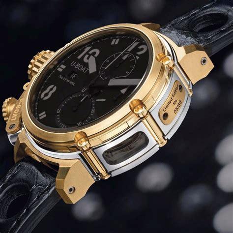 u boat watch pin chimera gold chronograph watch by u boat my new watch