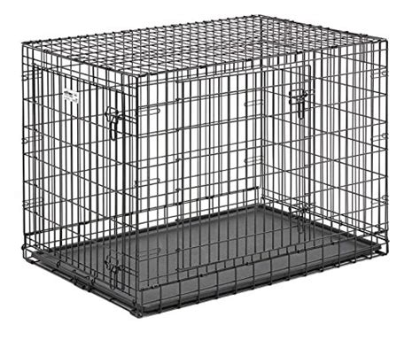 strong crate midwest ulitma pro strong door folding metal crate new ebay
