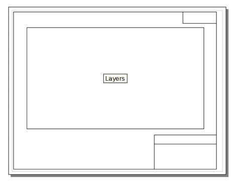 data view vs layout view arcgis convert cad to graphics for layout template in arcgis