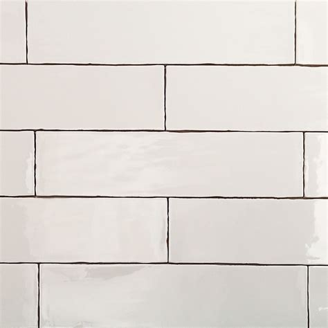 Metro Snow White Soft 60g 3 x 12 subway tile techieblogie info