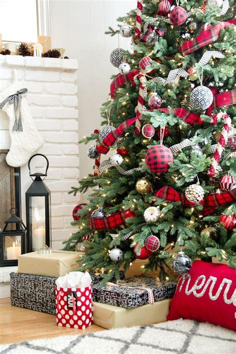 árboles de navidad decorados 2018 de 200 fotos de 193 rboles de navidad decorados originales tendencia 2018 2019